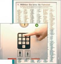 Automat stationär Ziffernblock