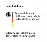 Logo Fördermittelgeber BMU